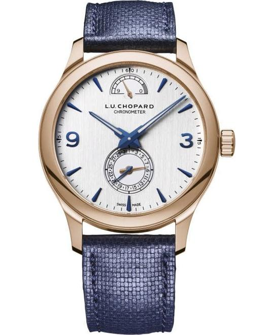 Chopard L.U.C Quattro 161926-5004 18k Limited 43mm