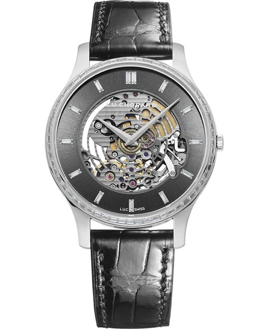 dong ho Chopard L.U.C XP 171936-1001 SKELETEC 18K DIAMONDS LIMITED 39.5mm