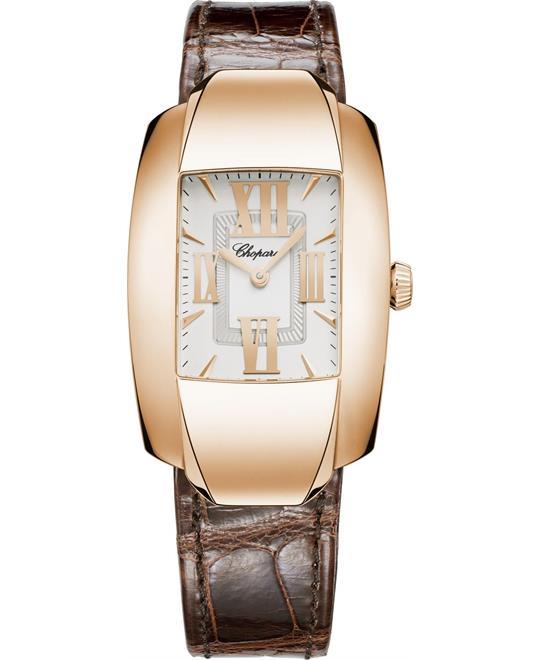 đồng hồ LA STRADA 419255-5001 18K ROSE GOLD 44.80 x 26.10