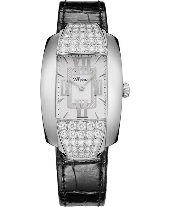 đồng hồ LA STRADA 419399-1001 18K AND DIAMONDS 44.80 x 26.10