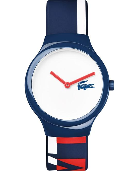 Lacoste Goa Silicone Strap Watch 40mm