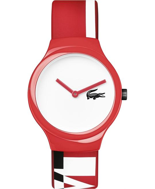 Lacoste Goa Silicone Strap Watch 36mm