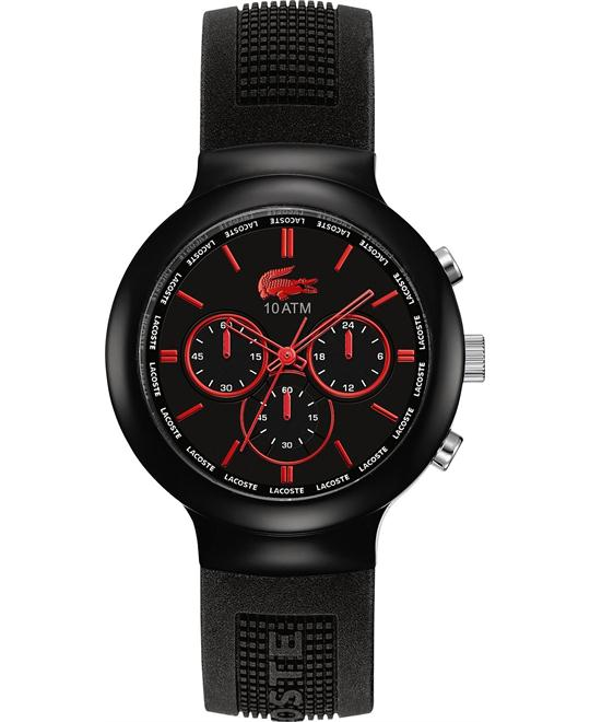 Lacoste Men's Chronograph Silicone 44mm