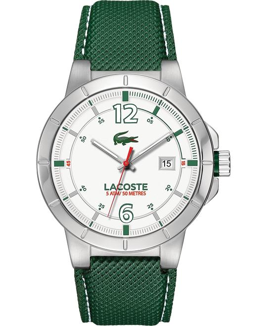 Lacoste Men's Darwin Green Watch 44mm