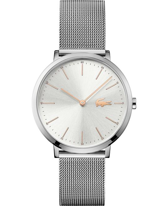 Lacoste Moon Silver Steel Watch 35mm