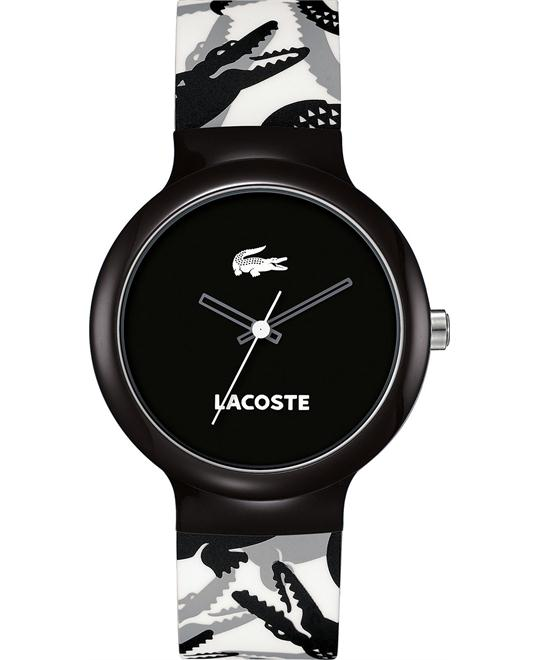 Lacoste Goa Multi-Color Silicone 40mm