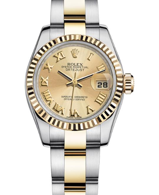 LADY-DATEJUST 179173 Oyster 26mm