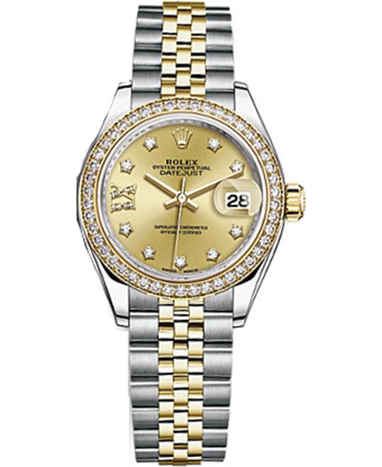 LADY-DATEJUST 279383RBR Oyster 28mm