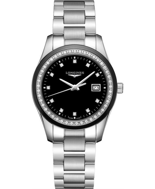 đồng hồ nữ Longines Conquest Classic L2.387.0.57.6 Watch 36mm