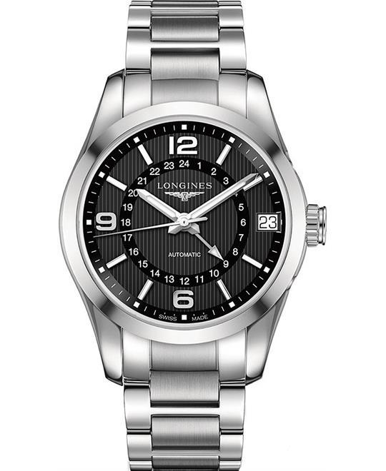 đồng hồ  Longines Conquest Classic L2.799.4.56.6 Automatic 42mm