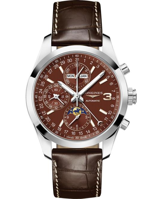 Longines Conquest L2.798.4.62.3 Limited Watch 42mm