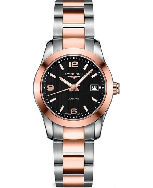 đồng hồ nữ LONGINES Conquest L2.285.5.56.7 Watch 29mm