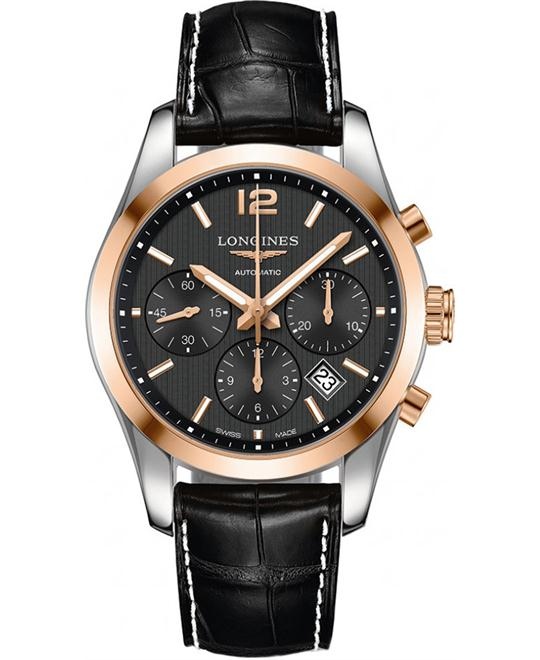 Longines Conquest l2.786.5.56.3 Automatic 41mm