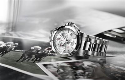 LONGINES CONQUEST L3.700.4.79.6 CHRONO WATCH 41MM