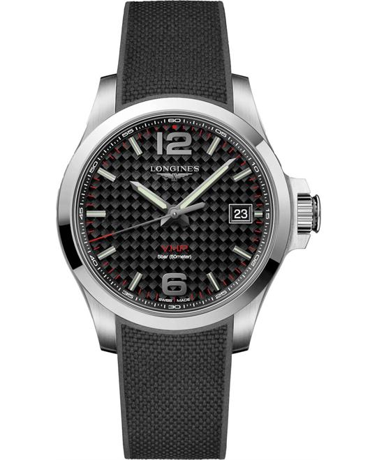 Longines Conquest V.H.P L3.716.4.66.9 Watch 41mm