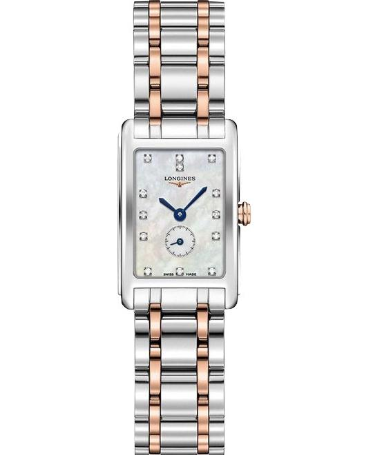 Longines L2.255.5.87.7 Dolce Vita Mother of Pearl Watch 20.5 x 32 mm