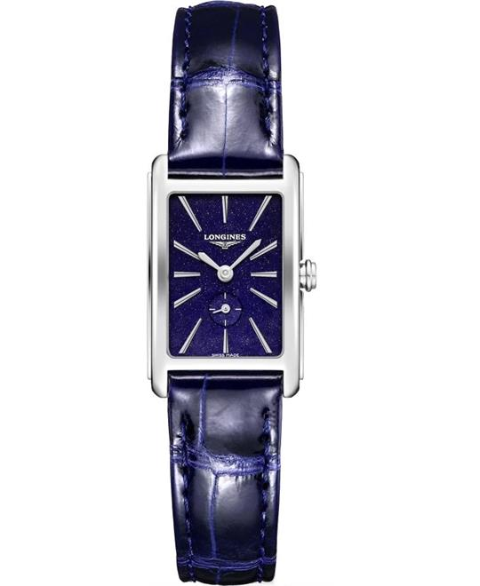 đồng hồ nữ Longines DolceVita L5.255.4.93.2 Watch 20mm