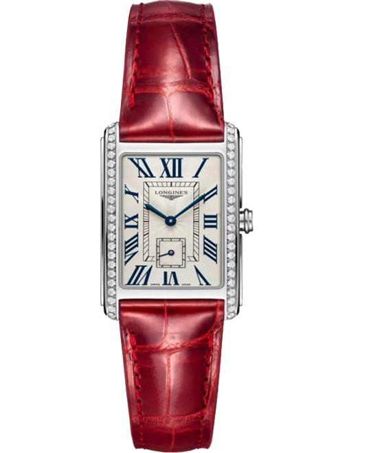 Longines DolceVita L5.512.0.71.5 Watch 23x37mm