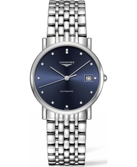 dong ho Longines Elegant L4.809.4.97.6 Watch 34.5mm