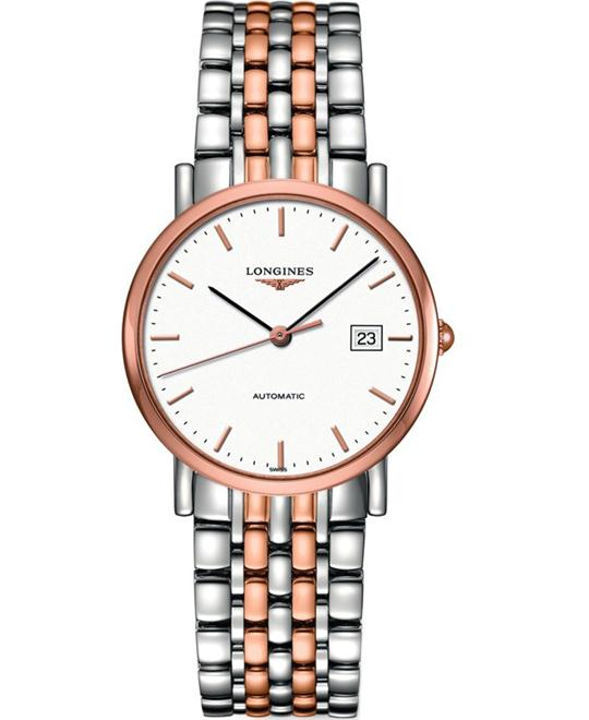Longines Elegant Auto L4.809.5.12.7 Watch 34.5mm