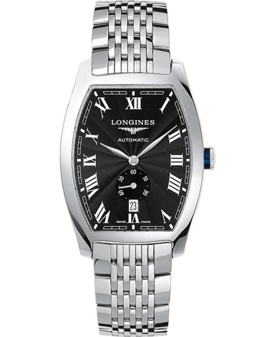 LONGINES Evidenza Auto L2.642.4.51.6 Watch 35x40mm