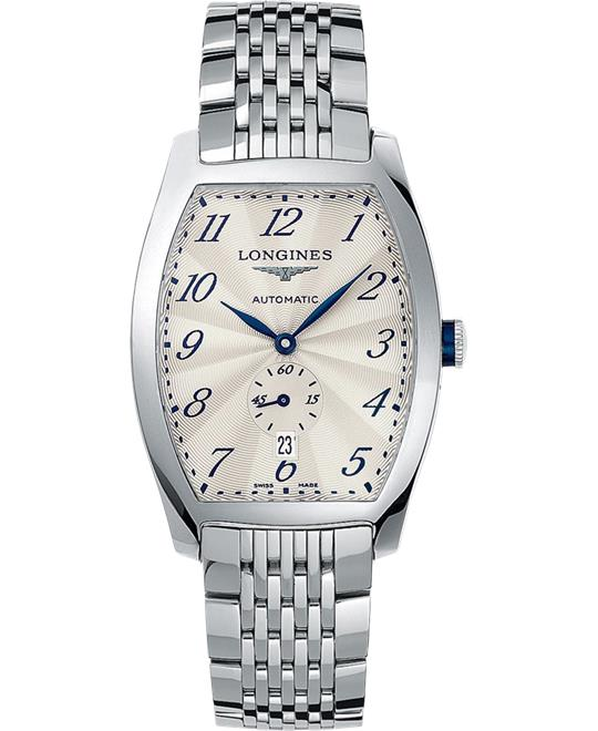 Longines Evidenza Large L2.642.4.73.6 Watch 33x38.75mm