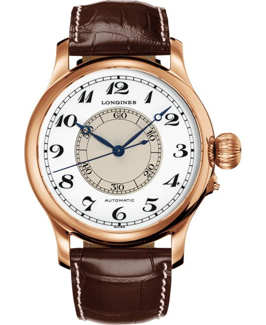 Longines Heritage L2.713.8.13.0 Weems Second 47.5mm
