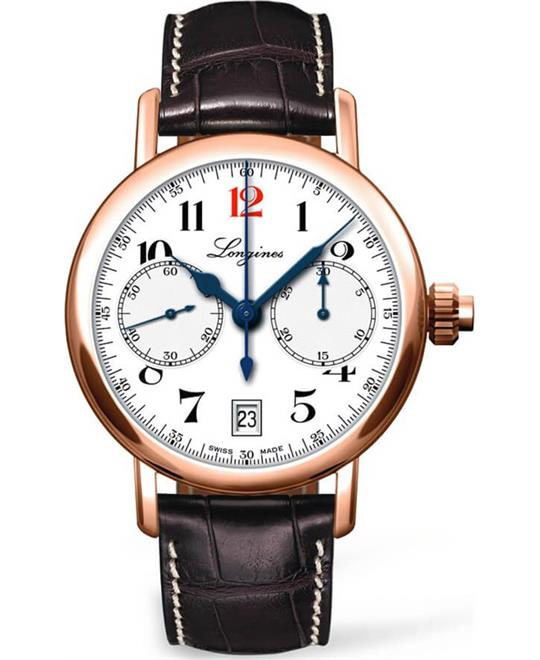 dong ho Longines Heritage L2.775.8.23.3 180th Anniversary Watch 40