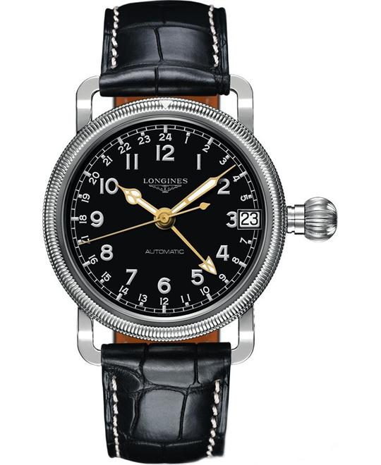 Longines L2.778.4.53.2 Heritage Avigation Watch 41mm