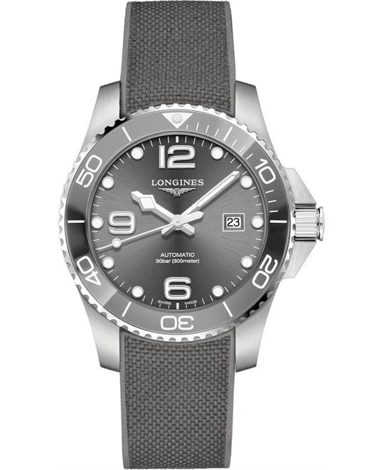 Longines HydroConquest L3.782.4.76.9 Watch 43mm