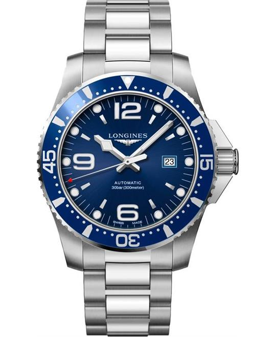 đồng hồ Longines HydroConquest L3.841.4.96.6 Automatic 44mm