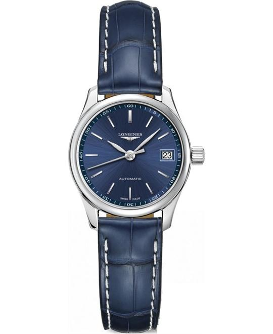 Longines Master L2.128.4.92.0 Watch 25.5mm