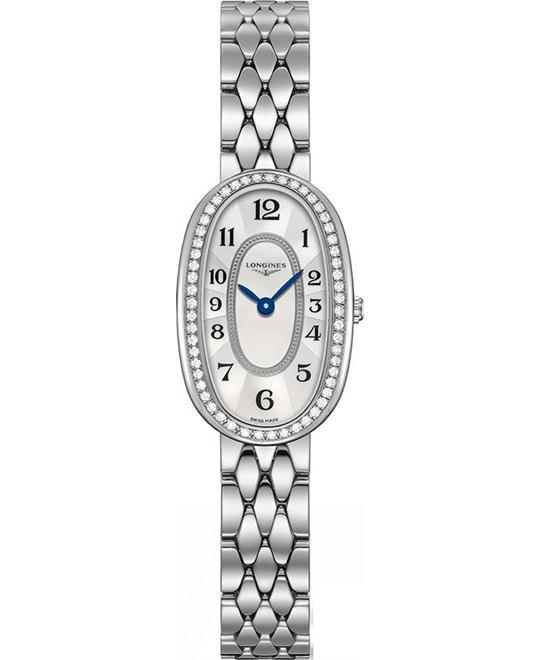 đồng hồ Longines Symphonette L2.305.0.83.6 Watch 18.9x29.4mm