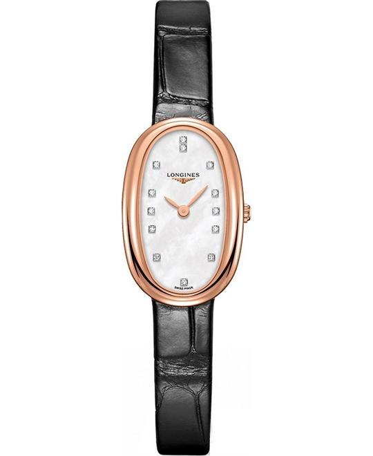 đồng hồ nữ Longines Symphonette L2.305.8.87.0 Watch 18.9x29.4mm