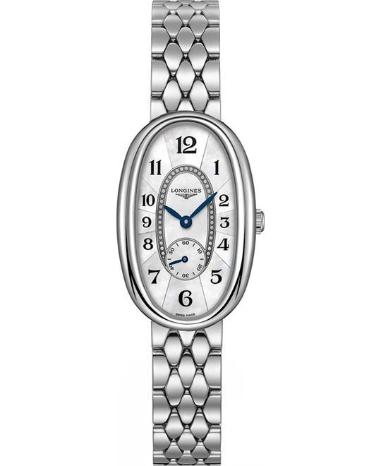 đồng hồ nữ Longines Symphonette L2.306.4.83.6 Watch 18.9x29.4mm