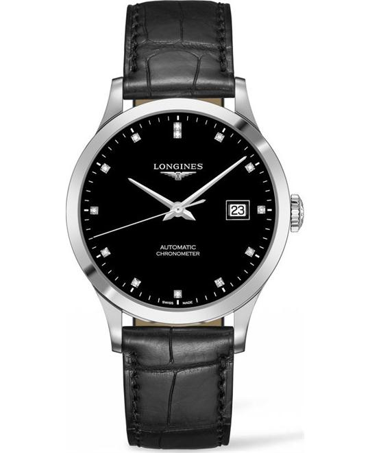 Longines L2.320.4.57.2 Record Watch 26mm