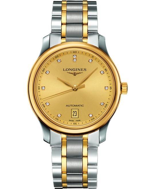 đồng hồ Longines Master L2.628.5.37.7 Watch 38.5mm