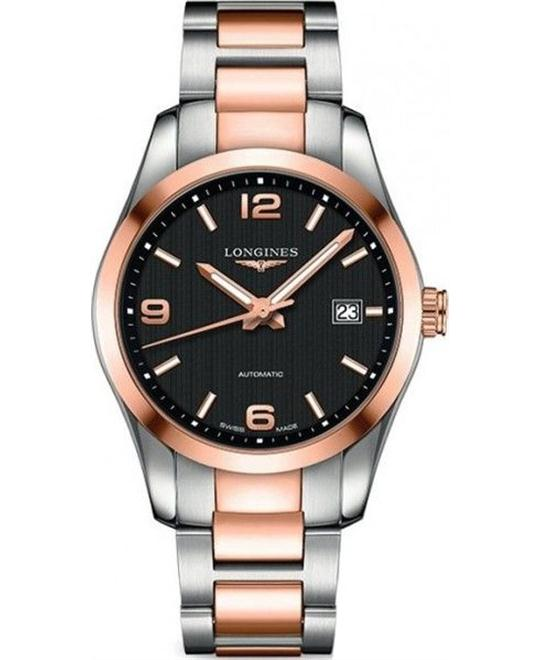 Longines Conquest L2.785.5.56.7 Watch 40mm