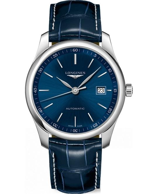 đồng hồ LONGINES Master Auto L2.793.4.92.2 Watch 40mm