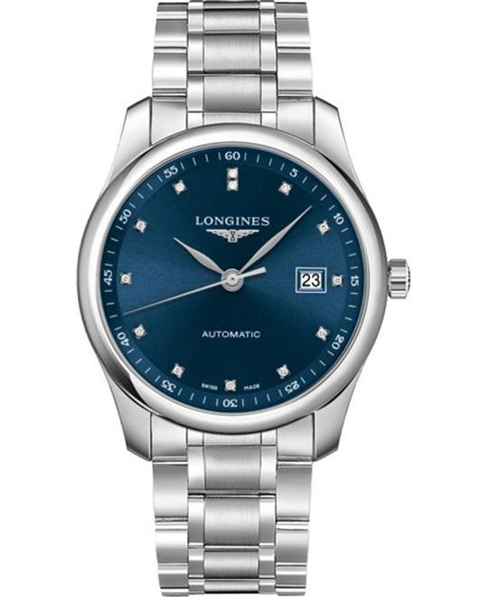 Longines Master Collection L2.793.4.97.6 Watch 40mm