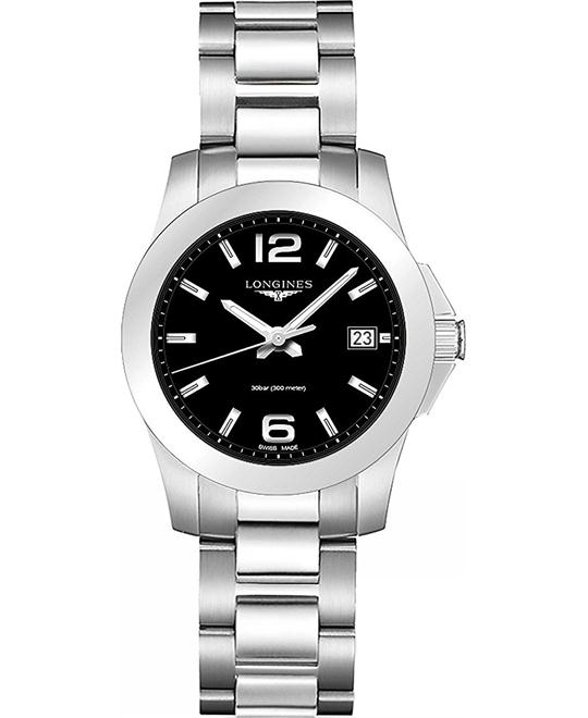 Longines Conquest L3.377.4.58.6 Watch 34mm