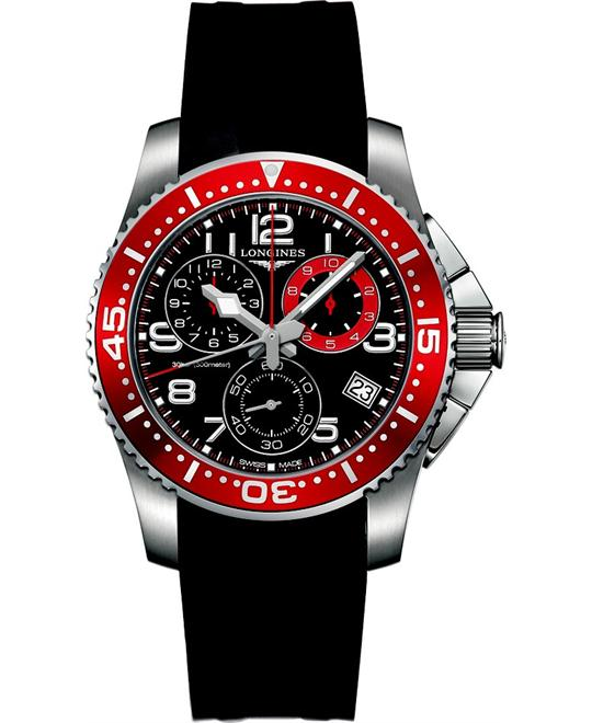 dong ho Longines HydroConquest L3.690.4.59.2 Watch 41mm