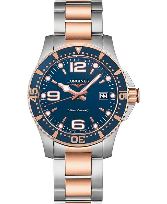dong ho Longines Hydroconquest L3.740.3.98.7 Watch 41mm