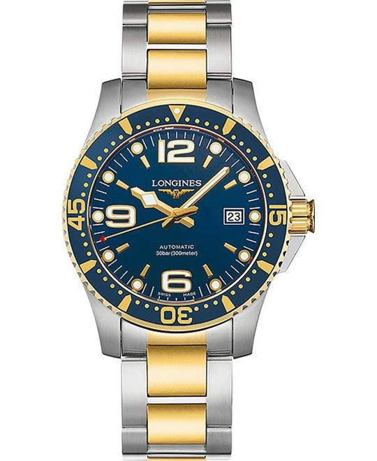 dong ho Longines HydroConquest L3.742.3.96.7 Watch 41mm