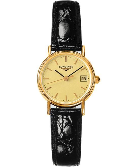 Longines Presence L4.319.2.32.2 Watch 23.5mm