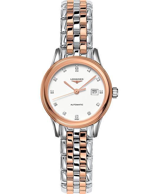 đồng hồ nữ Longines Flagship L4.374.3.99.7 Watch 30mm