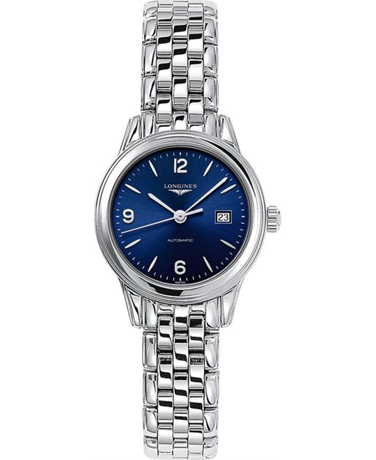 đồng hồ nữ Longines Flagship L4.374.4.96.6 Watch 30mm