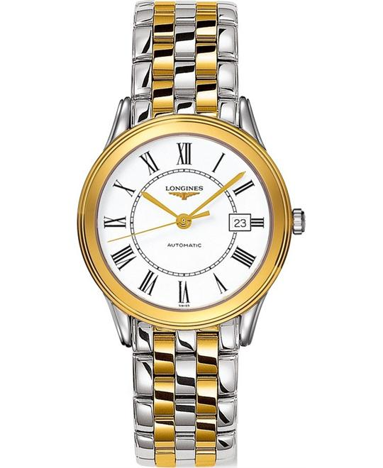 đồng hồ Longines L4.774.3.21.7 Flagship 35.6mm