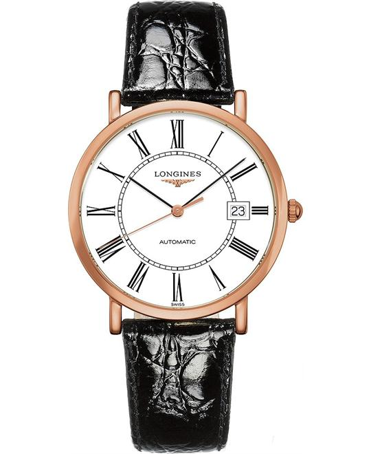 LONGINES Elegant Automatic L4.787.8.11.0 Watch 37mm