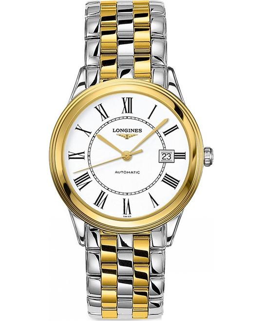 Longines Flagship L4.874.3.21.7 Watch 38.5mm